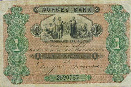 Rare paper money blog | Old banknotes